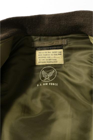 ���㡼�ʥ륹��������� BUZZ RICKSON��S / �Х��ꥯ����: B-15C Olive(MOD) / B-15C �ե饤�ȥ��㥱�å� �ܺٲ���16
