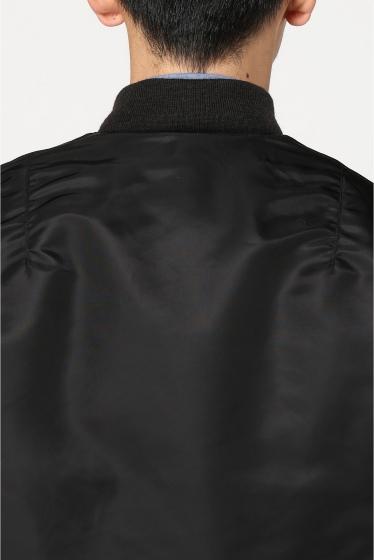 ���㡼�ʥ륹��������� WILLIAM GIBSON COLLECTION / �����ꥢ�८�֥��쥯����� : BLACK MA-1 �ܺٲ���6