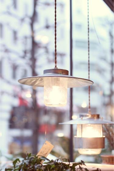 ������ �ե��˥��㡼 CANISTER LAMP TWIST CORD �������� K