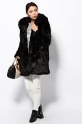 ���ԥå������ѥ� PARKA LONDON Fake Fur �ա��ɥ�����