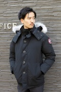 ���ǥ��ե��� CANADA GOOSE ���� ORFORD