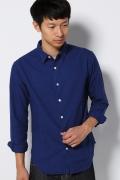 �����ܥ ������ regular collar  shirt(garmentdye)