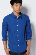 �����ܥ ������ regularcollar shirt(garmentdye