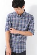 ���㡼�ʥ륹��������� RATIO CLOTHING BEAUFORT MADRAS CHECK B.D