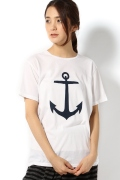 ���㡼�ʥ륹��������� ��å��� ��SAVE KHAKI ��Anchor Print �ϥ󥽥�T����ġ�
