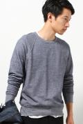 ���㡼�ʥ륹��������� SAVE KHAKI UNITED SKU FT Sweatshirt/�����֥����� �ե����ƥ�������å�