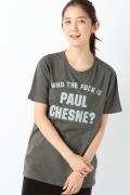 ��ߥåȥ쥹 �饰���奢� ��WEB������ʡ�WORN FREE PAUL Tee