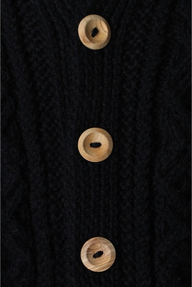 ���㡼�ʥ륹��������� ���塼�� INVERALLAN / ����С������: Lamber Cardigan with Collar / �˥åȥ����ǥ����� �ܺٲ���7