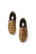 ���㡼�ʥ륹��������� �쥵������ ��VANS CLASSIC/�Х� ���饷�å��� SLIP-ON LEOPARD