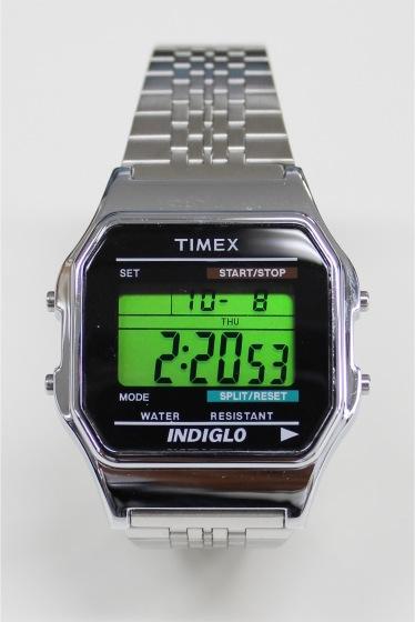 ���㡼�ʥ륹��������� ���塼�� TIMEX / ������å���:TIMEX80 original Modern relume limited�� �ܺٲ���4