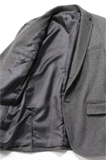 ダブルジャガードカルゼ2Bジャケット