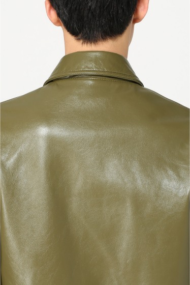 ���ƥ�����å� MR.GENTLEMAN LEATHER A2 JACKET �ܺٲ���6