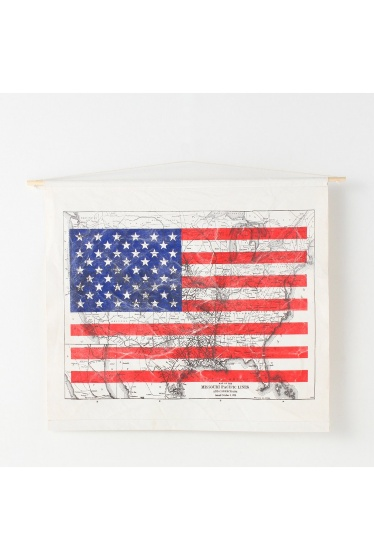 ���㡼�ʥ륹��������� �ե��˥��㡼 T.KGARMENT SUPPLY x JSF US FLAG TAPESTRY �ܺٲ���1