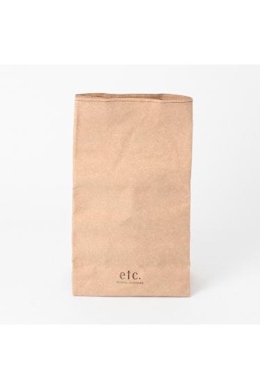 ���㡼�ʥ륹��������� �ե��˥��㡼 ETC. RECYCLE LEATHER LUNCH BAG �ܺٲ���2