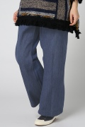 �ܥʥ� REMAKE NAVY PANTS