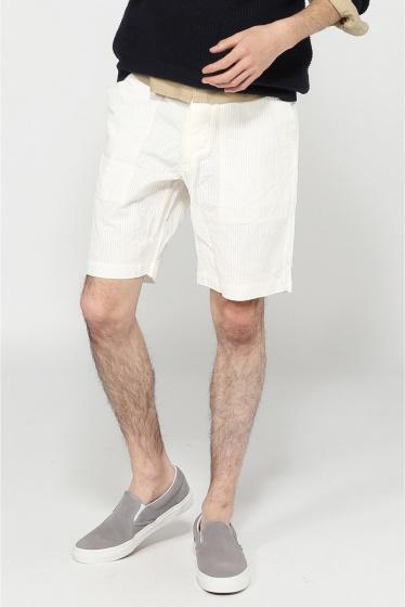 ���㡼�ʥ륹��������� KAPTAIN SUNSHINE / ����ץƥ㥤��: Easy Utility Shorts �ۥ磻�� A
