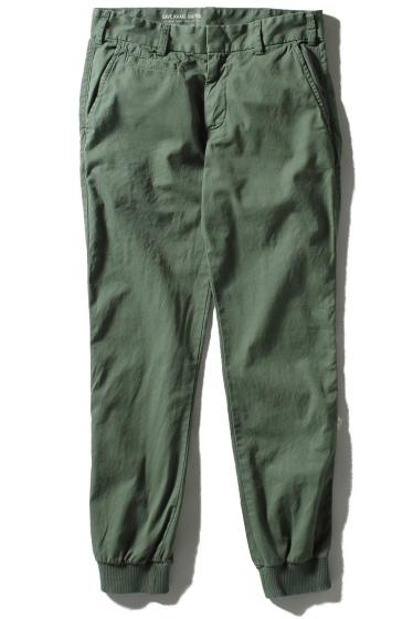 �����֥�������ʥ��ƥå� Twill Trouser W/Rib ������