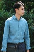 ���ǥ��ե��� ��Blue shirt Collection �� ���ݡ��ĥ����