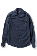 �����֥�������ʥ��ƥå� Melange Flannel Work Shirt