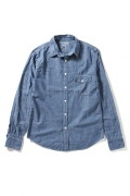 �����֥�������ʥ��ƥå� SKU CHAMBRAY WORK SHIRT