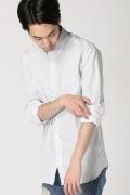 ���㡼�ʥ륹��������� HAMILTON Shirts Co./ �ϥߥ�ȥ�: White w/Blue Horse / �����
