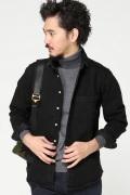 ���㡼�ʥ륹��������� brooklyn tailors / �֥�å����ơ��顼�� : denim B.D shirt BKT14