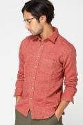 ���㡼�ʥ륹��������� brooklyn / �֥�å���� �ơ��顼�� : tailors antiqu B.D shirt BKT14
