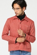 ���㡼�ʥ륹��������� brooklyn tailors / �֥�å���� �ơ��顼�� : antiqu shirt jacket BKT1