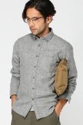 ���㡼�ʥ륹��������� brooklyn tailors / �֥�å���� �ơ��顼�� : english B.D shirt BKT14