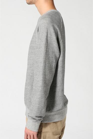 �����֥�������ʥ��ƥå� French Terry Sweat Shirt �ܺٲ���3