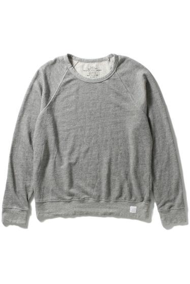 �����֥�������ʥ��ƥå� French Terry Sweat Shirt ���졼A