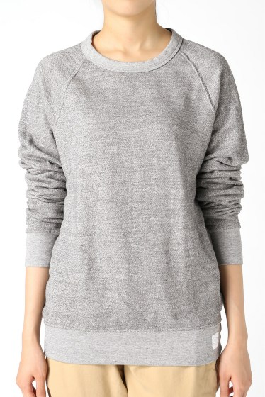 �����֥�������ʥ��ƥå� FRENCH TERRY SWEAT SHIRT �ܺٲ���11