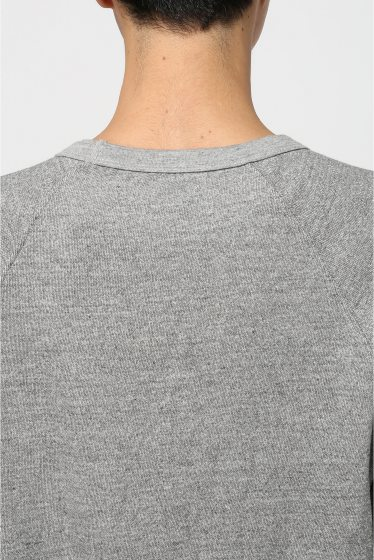 �����֥�������ʥ��ƥå� FRENCH TERRY SWEAT SHIRT �ܺٲ���6