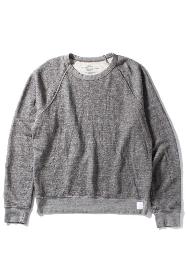 �����֥�������ʥ��ƥå� FRENCH TERRY SWEAT SHIRT ���졼