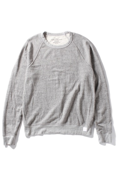 �����֥�������ʥ��ƥå� FRENCH TERRY SWEAT SHIRT ���졼A