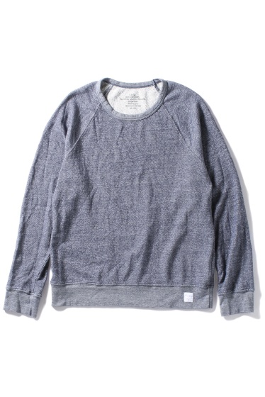 �����֥�������ʥ��ƥå� FRENCH TERRY SWEAT SHIRT �ͥ��ӡ�