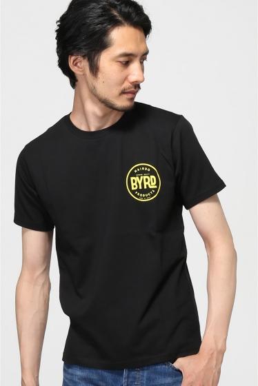 ���㡼�ʥ륹��������� BYRD / �С���: Circle Logo T����� �֥�å�