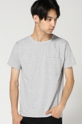 ���㡼�ʥ륹��������� GOOD WEAR / ���åɥ�����:Crew Neck PK T Slim / T�����