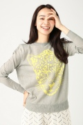 ���㡼�ʥ륹��������� �쥵������ ��KOCH��Maurice sweater:�˥å�