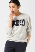 ���㡼�ʥ륹��������� �쥵������ ��VENERTA KNITWEAR��MICHIGAN EYE:�?�˥å�