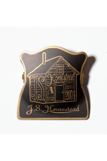���㡼�ʥ륹��������� BUTTON WORKS��j.s.homestead / �ܥ�������: CLIP �������� K