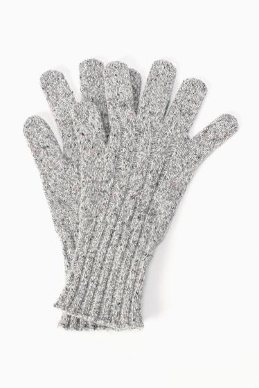 ���㡼�ʥ륹��������� MARCIA DE CARVALHO Gloves Rib Stitch / ���?�� �ʥ�����
