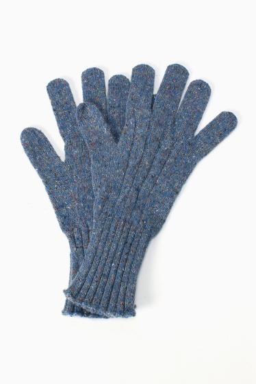 ���㡼�ʥ륹��������� MARCIA DE CARVALHO Gloves Rib Stitch / ���?�� �֥롼