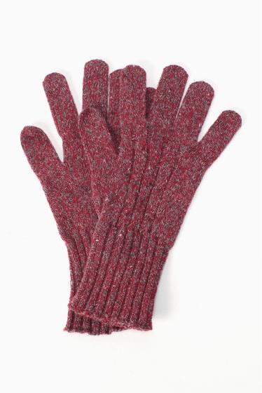 ���㡼�ʥ륹��������� MARCIA DE CARVALHO Gloves Rib Stitch / ���?�� ��å�