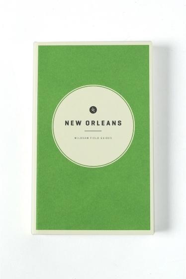 ���㡼�ʥ륹��������� WILDSAM  / �磻��ɥ���: FIELD GUIDES New Orleans �������� K