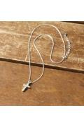 ���㡼�ʥ륹��������� AMP JAPAN star cross necklace small/����� �ͥå��쥹