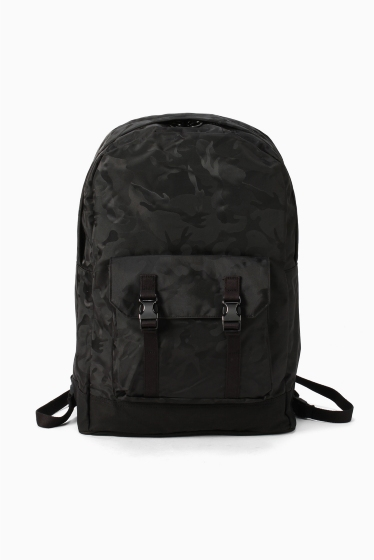 ���ǥ��ե��� C6 POCKET BACKPACK �֥�å�