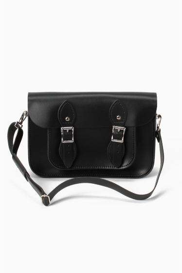 �ǥ���������� ��WEB�����THE LEATHER SATCHEL CO.  ���å�����BAG �֥�å�