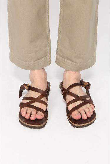 ���ǥ��ե��� ��LECHOPPE��W MATILDA indian sandal �ܺٲ���10