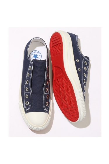 ���ǥ��ե��� CONVERSE /����С��� EX ALL STARSLIPON�����ǥ� �ͥ��ӡ�